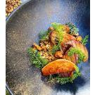 Gastronomie entre terre et mer chez Contraste