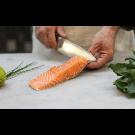 3 poissons 3 cuissons 3 sauces - Lyon