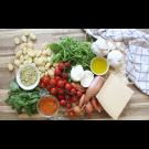 Pasta fresca et pesto verde et rosso - Lyon