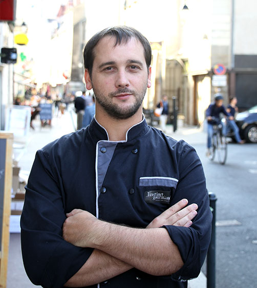 Sylvain Le Bras
