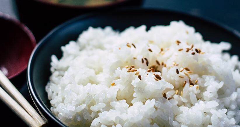 Recette - Le riz vinaigré